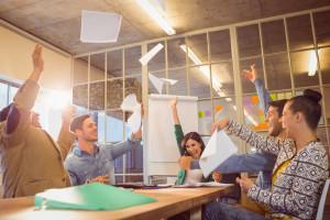 Workplace celebration