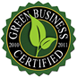Green Business Certified Logo