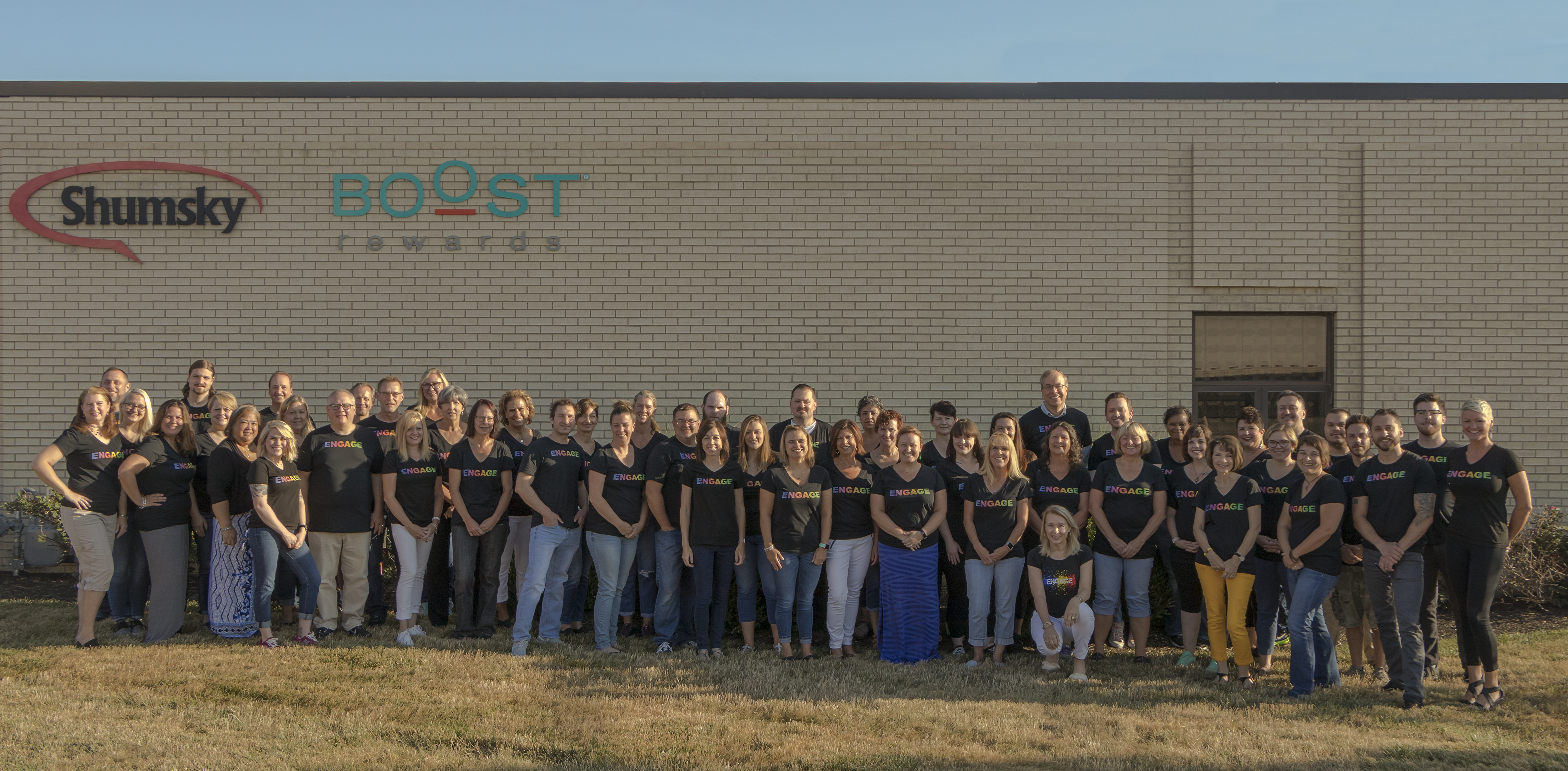 Boost Engagement Team Photo