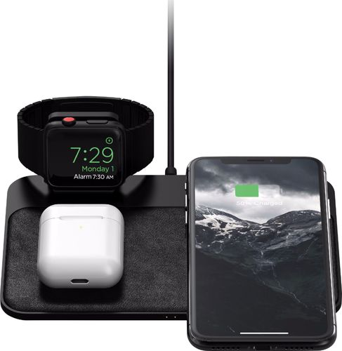 nomad wireless charging