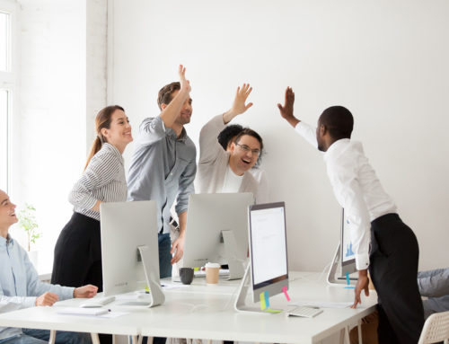Top 4 Ways to Boost Employee Morale